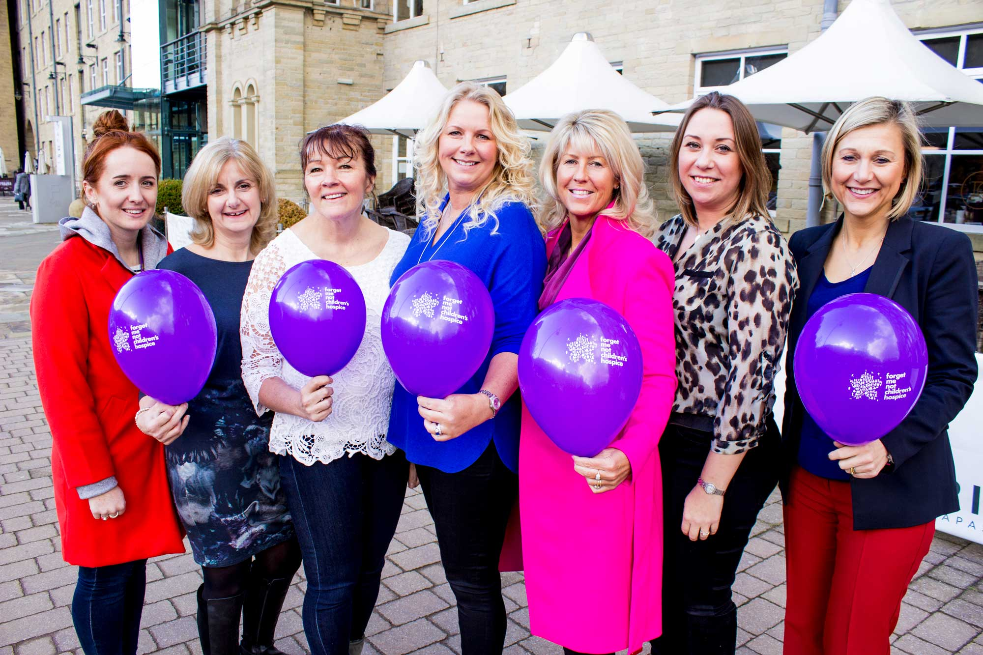 Businesswomen get chance to shine at charity Bling Fling event